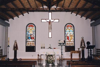 Iglesia de Santa Bárbara de Trones, Cangas del Narcea