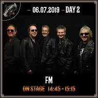FM at Rock The Castle, Verona - 6 July 2019