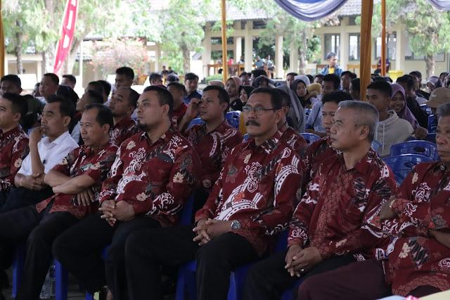 LKS , FLSN, dan O2SN Kabupaten Pringsewu Tahun 2019