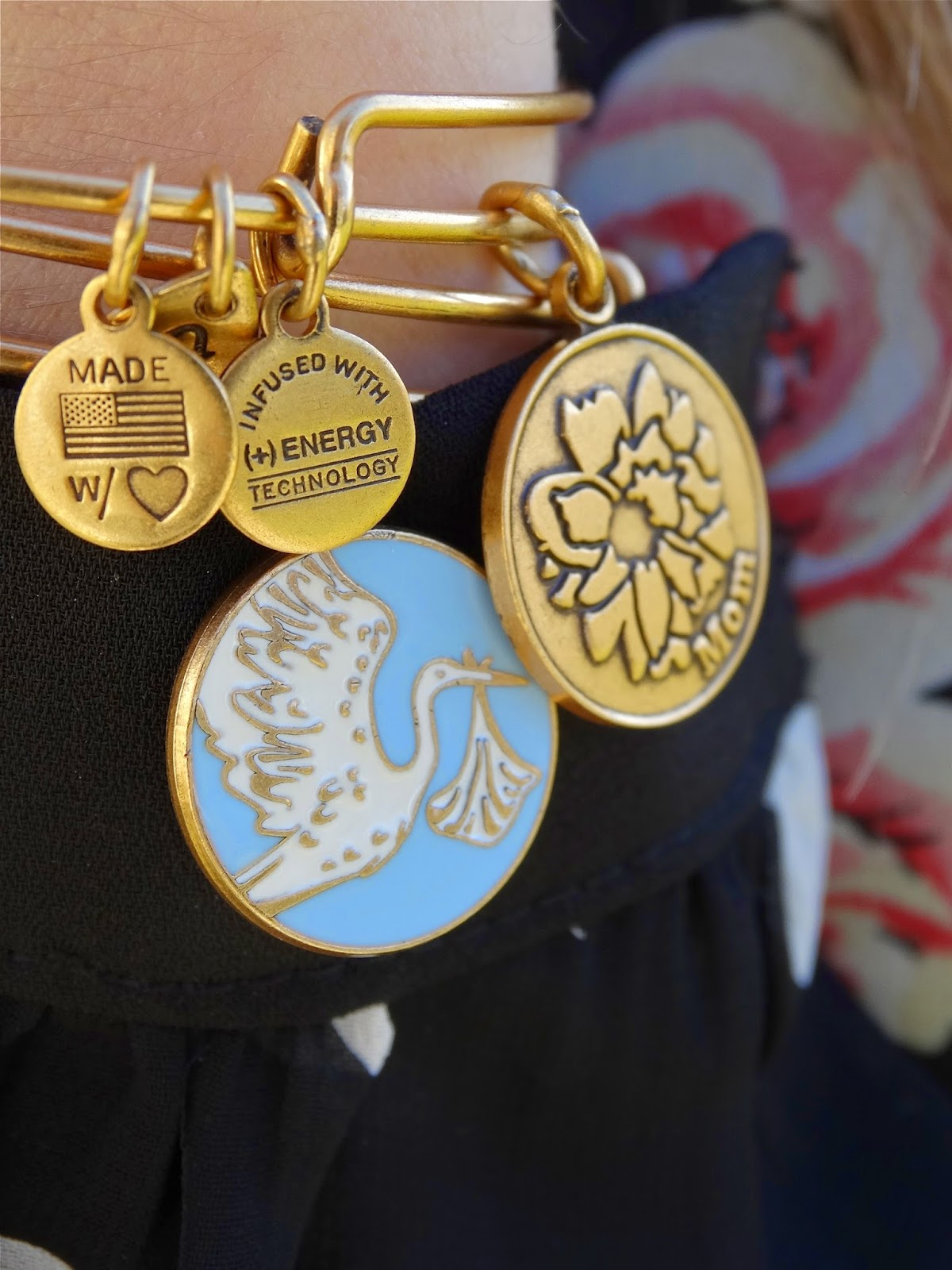 Alex and Ani bracelets for mom, as featured on House Of Jeffers