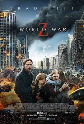 Película Guerra mundial Z