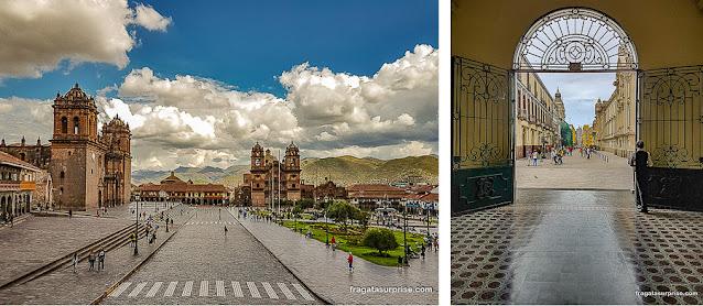 Cusco e Lima em um roteiro pelo Peru