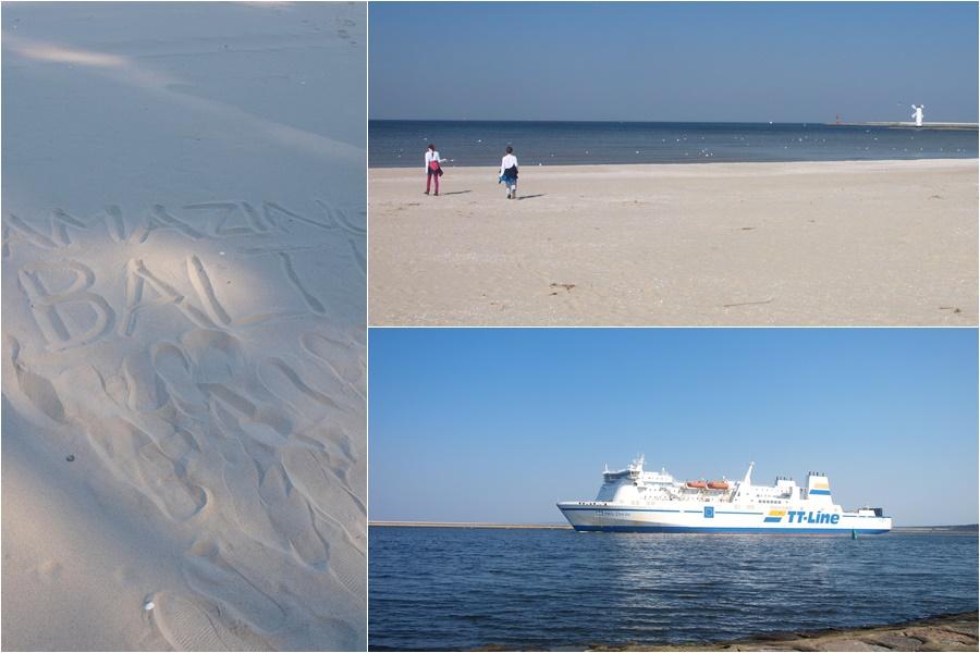 gdzie sa puste plaze nad Baltykiem
