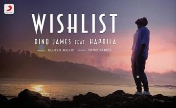Wishlist Lyrics - Dino James