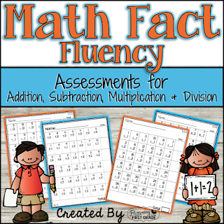 Math fact fluency made fun!