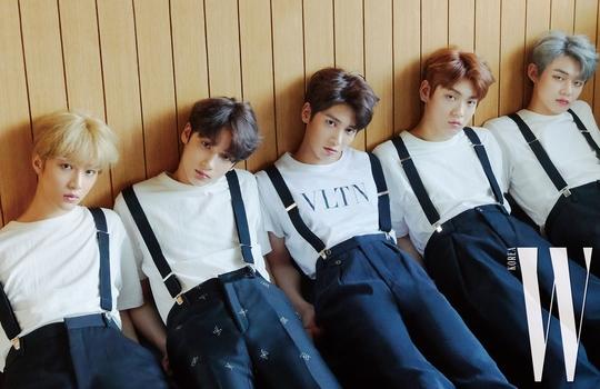 TXT Korean Boy Group