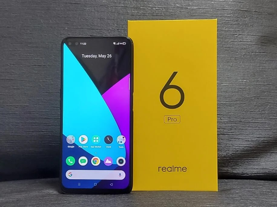 Realme 6 Pro 6.6-inch 90Hz Ultra Smooth Display