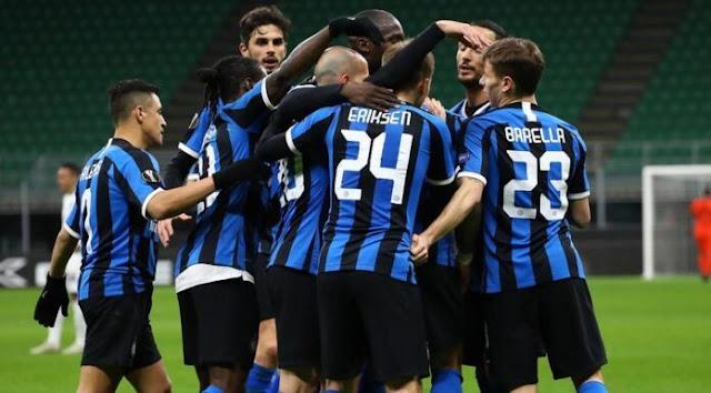 تشكيلة انتر ميلان الرسمية لمواجهة بولونيا اليوم السبت في الدوري الايطالي