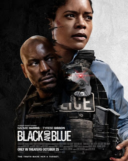 Black and Blue movie giveaway, Detroit