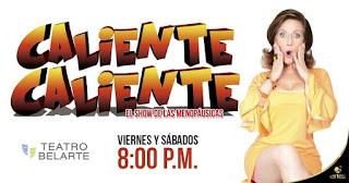 CALIENTE, CALIENTE: EL SHOW DE LAS MENOPÁUSICAS 2