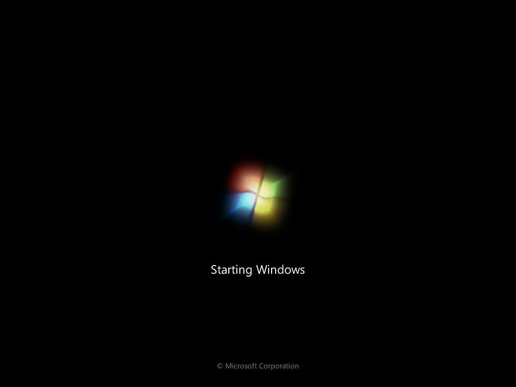 How to install windows 7 step by step tutorial with for Windows windows