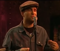 Gary Jules sings Mad World (live)
