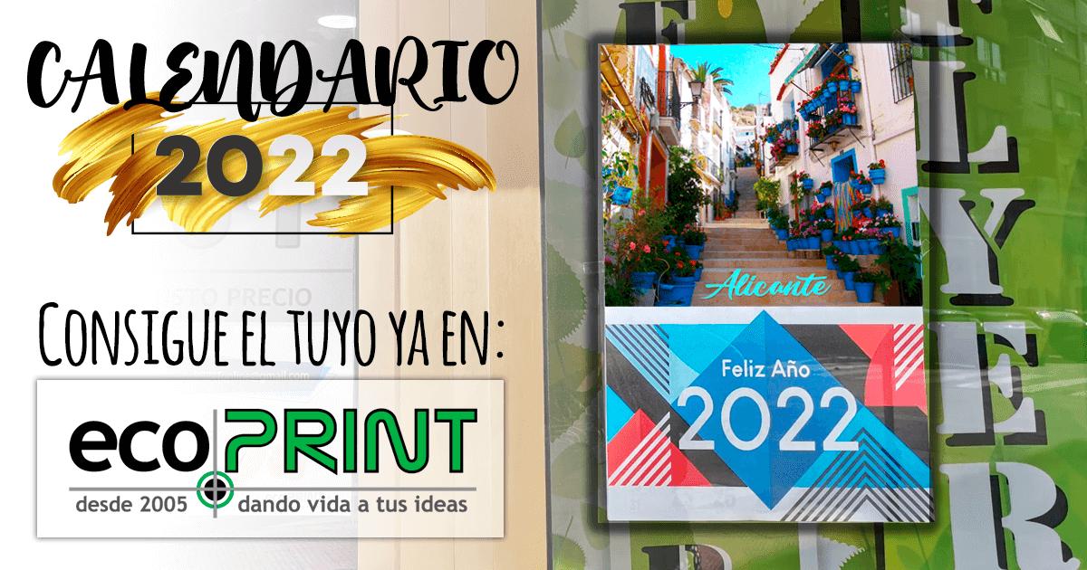 Calendarios 2022