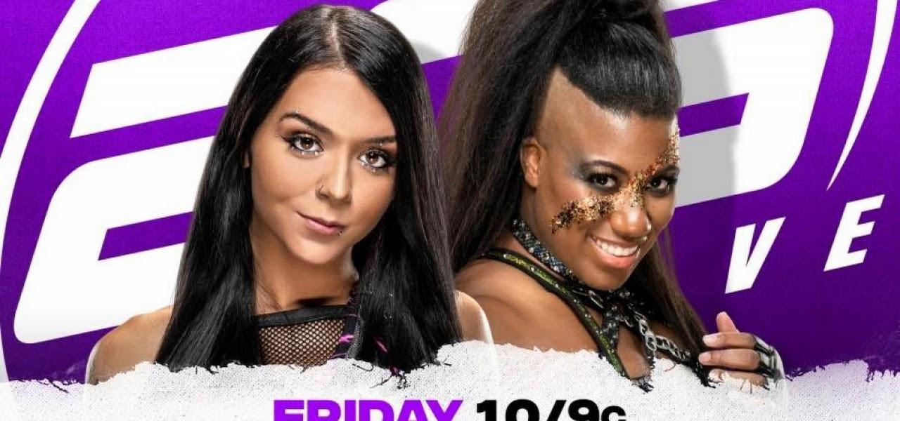 Cobertura: WWE 205 Live (24/09/2021) – Primeira classe!