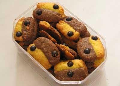 Resep Kue Kering Coklat Keju Lezat
