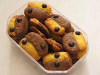 Resep Kue Kering Coklat Keju Enak Sederhana