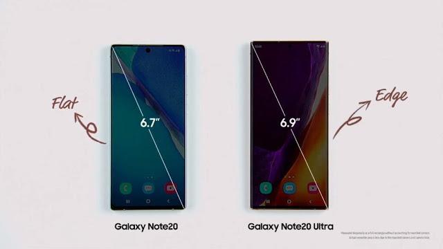 سعر و مواصفات هاتف سامسونج نوت 20 الترا Samsung Note 20 Ultra الجديد