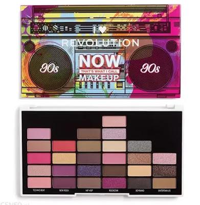Revolution 90s paleta
