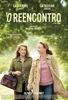 """Poster do filme """"O Reencontro"""""""