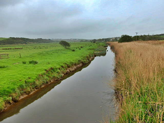 Canal at Bude, Cornwall