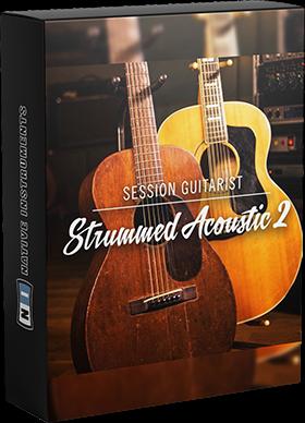 Session Guitarist – Strummed Acoustic 2