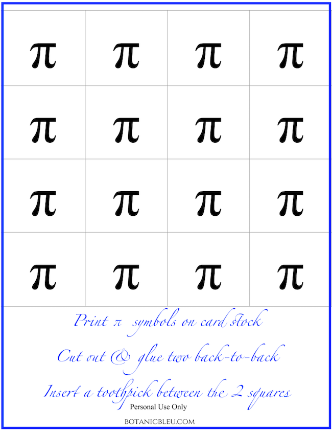 pi-symbol-free-print