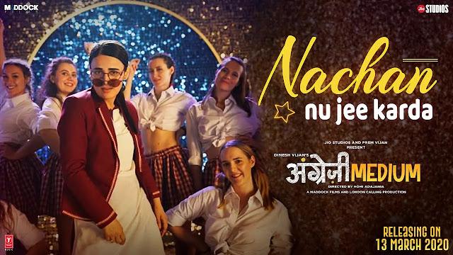 Nachan Nu Jee Karda - Romy & Nikhita Lyrics