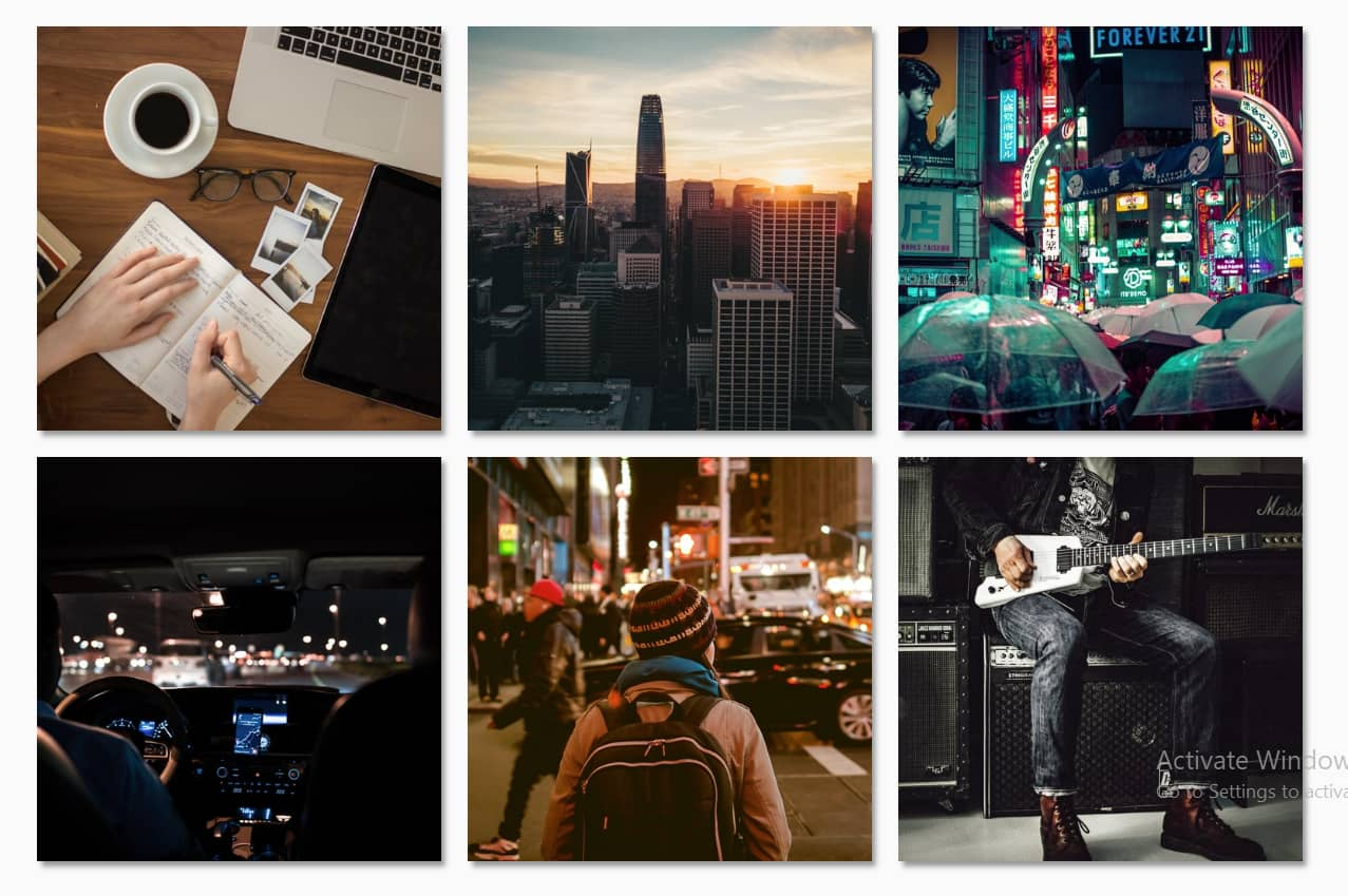 How To Create an Animated Image Gallery Using HTML and CSS