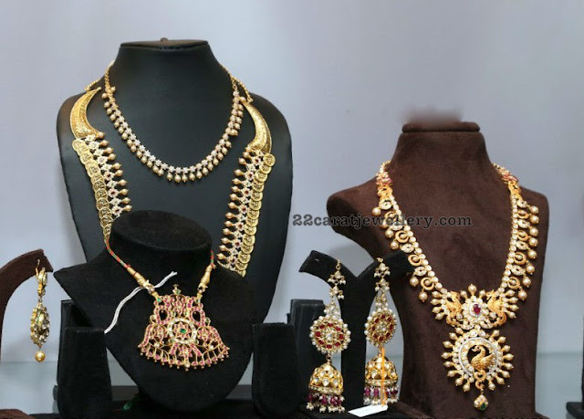 Pachi Kundan Necklace from Designer Sunitha