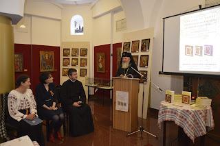 Fiule, m'am vrut sa-ti fiu candela de ceas tarziu…!, Lansare de carte in editie bilingva, romana-franceza, Muzeul Mitropoliei Clujului