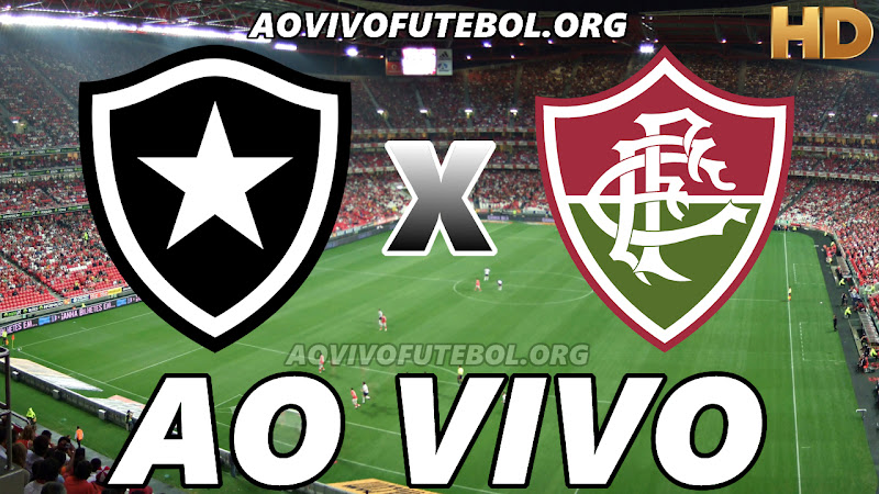 Botafogo x Fluminense Ao Vivo HD TV PFC