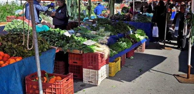 Θεσσαλονίκη: Δωρεάν κουπόνια για τις λαϊκές αγορές σε περισσότερες ευπαθείς ομάδες