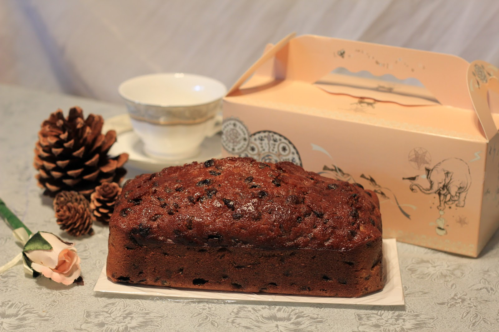 Christmas Fruit Cakes For Sale