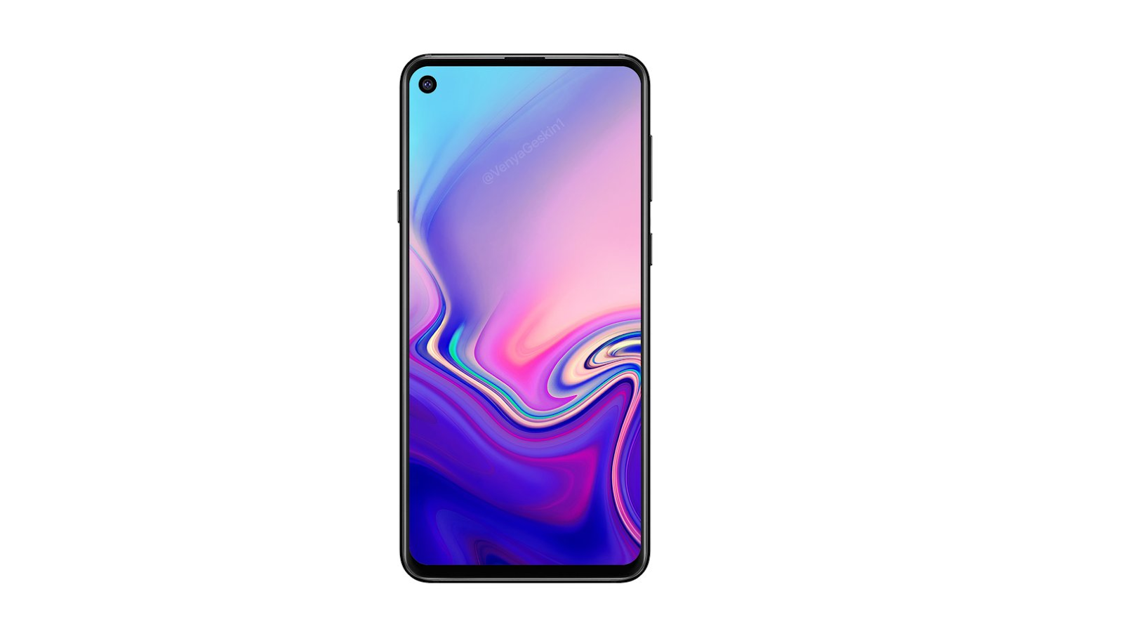 Samsung Galaxy S10+, S10 Lite, S10 will have Infinity O display