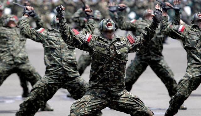 Ini Materi Pelatihan Militer Australia yang Hina Indonesia