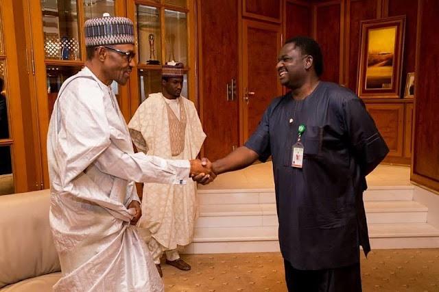 BREAKING: Buhari Reappoints Yakubu As INEC Chairman