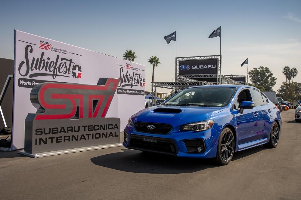 2020 Subaru Tecnica International Subiefest