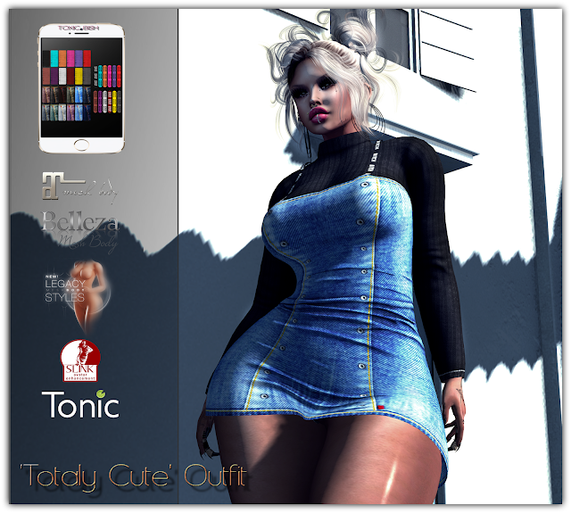 [TOXIC BISH] 'Totaly Cute' Outfit