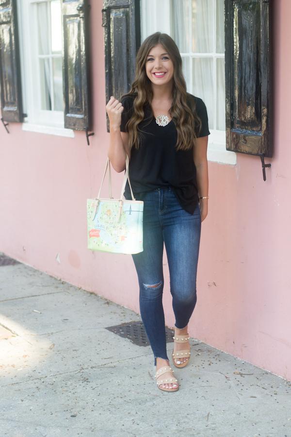 Charleston Basic Outfit | Chasing Cinderella