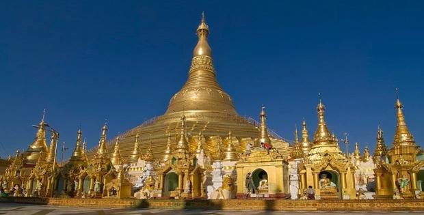 Ketampakan Alam Myanmar (Burma)