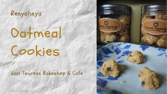 taurean oatmeal cookies