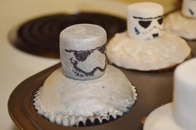 Phasma cupcake