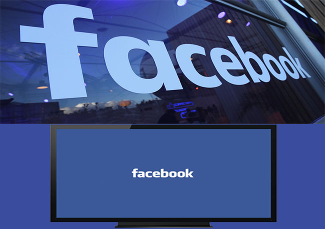 Facebook pushes video onto TV screens with new apps
