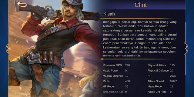 clint hero meta terbaru season 16 mobile legends