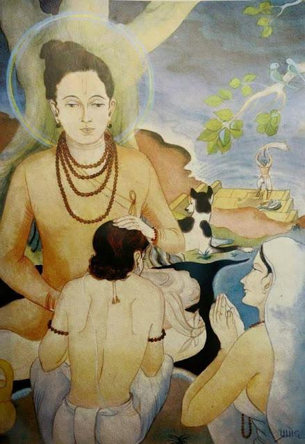 Guru-the lover of devotees.