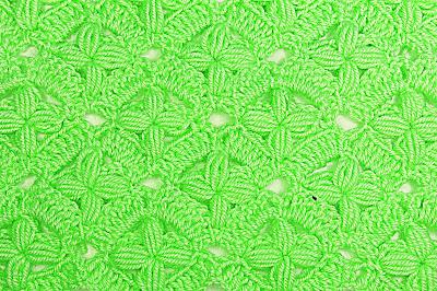4 - IMAGEN Puntada de flores a crochet y ganchillo. Fácil y sencillo. MAJOVEL CROCHET