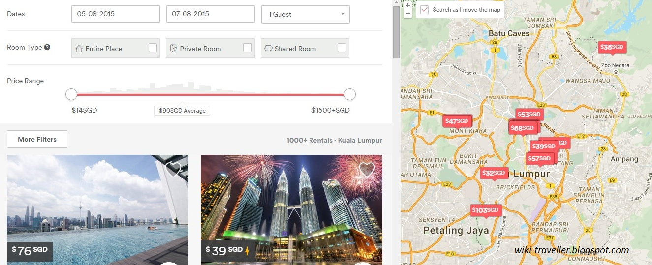 AirBNB] CIMB Credit, Debit or Kwik Card Promotion with 10