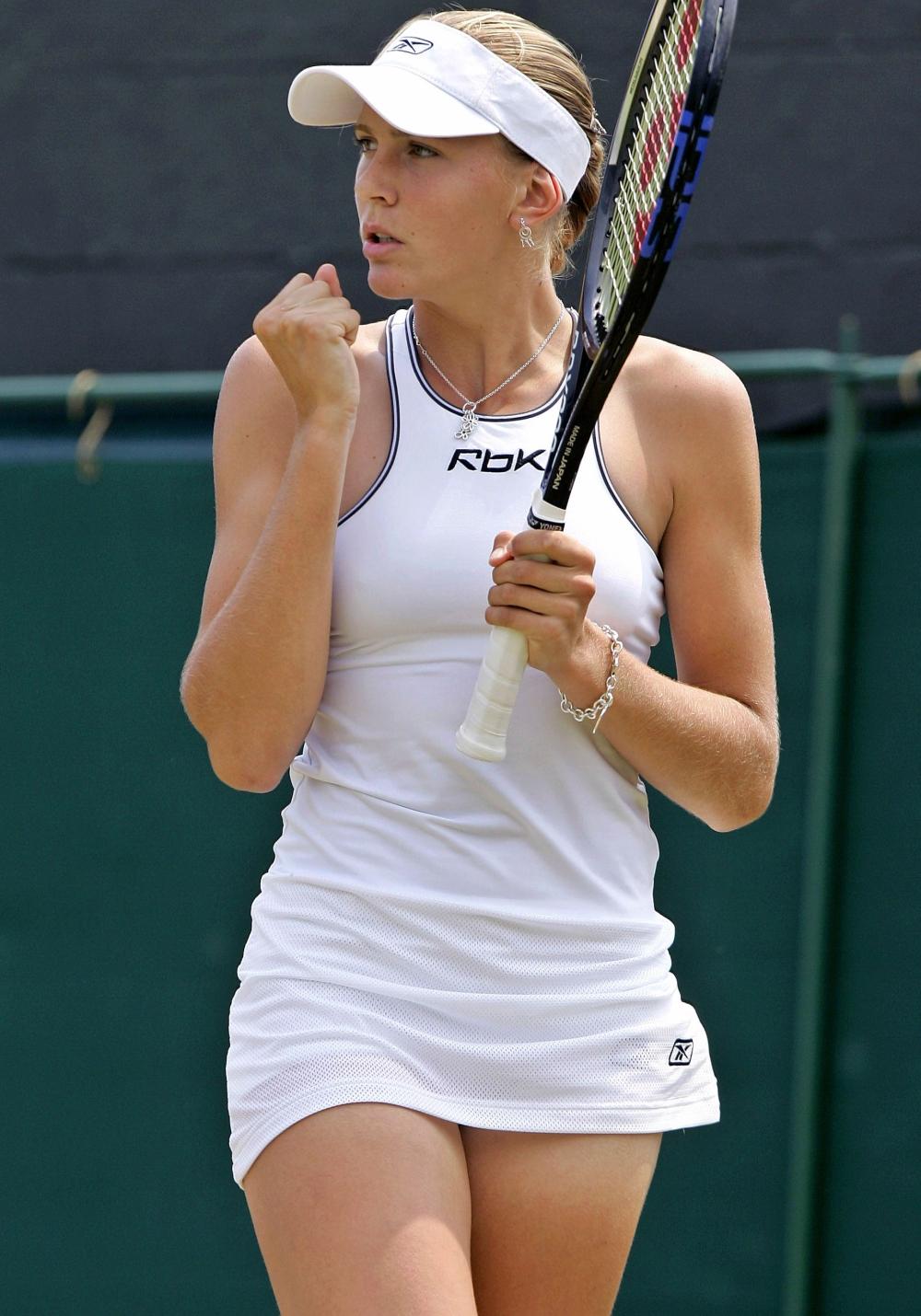 Sexy Tennis Woman 108