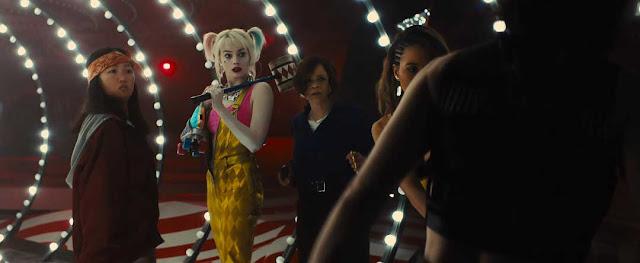 الأداء-التمثيلي-مراجعة-فيلم-Harley-Quinn-Birds-of-Prey