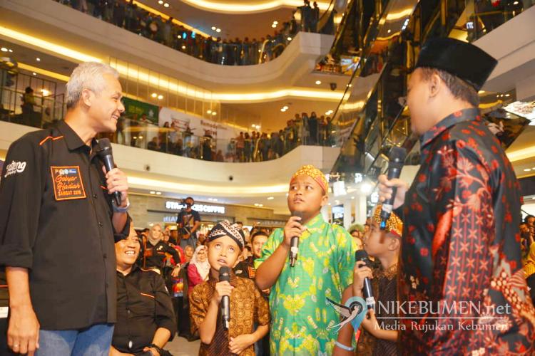 Taat Bayar Pajak, Warga Puring Menang Hadiah Mobil Gebyar Samsat 2019 di Semarang